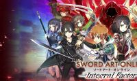 Al via in tutto il mondo le pre-registrazione di SWORD ART ONLINE: Integral Factor