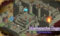 Annunciato l'arrivo su Nintendo Switch di Mercenaries Saga Chronicles