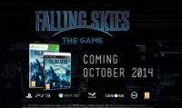 Falling Skies: The Game a ottobre