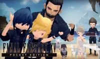 Final Fantasy XV Pocket Edition è ora disponibile sulla piattaforma universale Windows
