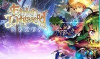 Etrian Odyssey Nexus è ora disponibile per Nintendo 3DS