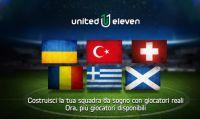 Importante aggiornamento per United Eleven