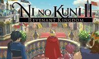 Aikihiro Hino - Ni No Kuni II e Nintendo Switch