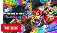 Svelato il peso di Mario Kart 8 Deluxe