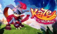 L'edizione fisica di Kaze and the Wild Masks è rimandata al 25 maggio