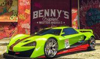 La Progen Itali GTB custom è pronta a sfrecciare su GTA Online
