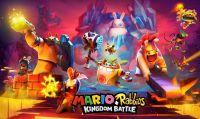 Disponibile un nuovo video gameplay di Mario + Rabbids Kingdom Battle