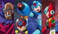 La Mega Man X Legacy Collection 1 & 2 sarà disponibile a fine luglio