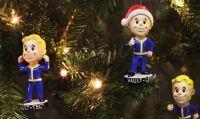 Arrivano le decorazioni natalizie a tema Fallout