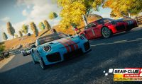 Il 14 novembre arriva Gear.Club Unlimited 2 Porsche Edition