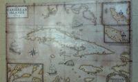 Assassin's Creed IV Black Flag mappa delle isole caraibiche