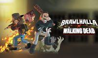 Brawlhalla - In arrivo Negan e Maggie di The Walking Dead