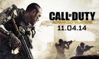 Call of Duty: Advanced Warfare - Comunicato Stampa