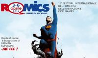 Warner Bros. Entertainment porta i successi del momento a Romics 2014