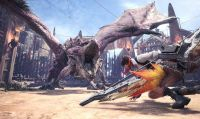 Al via il 4 maggio l'evento con Sakura di Street Fighter V in Monster Hunter: World