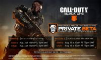 Manca poco alla Beta privata di Call of Duty: Black Ops 4