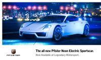 Novità in GTA Online: auto sportiva Pfister Neon e Modalità Caccia all'Uomo
