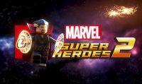 Trailer e informazioni sulla trama di LEGO Marvel Super Heroes 2