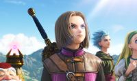 Rivelata la data di lancio giapponese per Dragon Quest XI