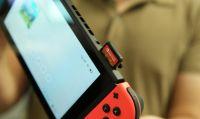 I salvataggi di Nintendo Switch non possono essere trasferiti