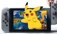 Pokémon per Nintendo Switch potrebbe essere presentato a fine mese?