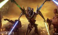 Il Generale Grievous arriva su Star Wars Battlefront II