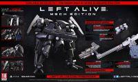 Left Alive sarà disponibile in Europa dal marzo 2019 - Svelate le diverse edizioni