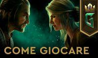 GWENT: The Witcher Card Game - Il nuovo trailer mostra il gameplay della versione di lancio