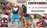 Videogames Party @ Bologna