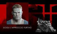 Wolfenstein: The New Order - Furtività o violenza?