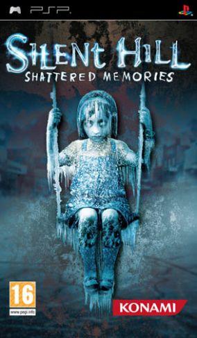 Immagine della copertina del gioco Silent Hill: Shattered Memories per PlayStation PSP