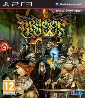 Immagine della copertina del gioco Dragon's Crown per PlayStation 3