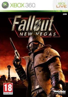 Copertina del gioco Fallout New Vegas per Xbox 360