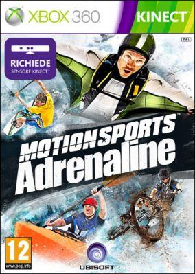 Copertina del gioco Motionsport Adrenaline per Xbox 360