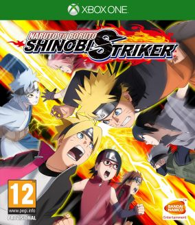 Copertina del gioco Naruto to Boruto: Shinobi Striker per Xbox One
