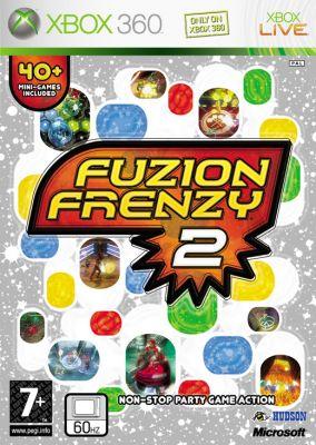 Copertina del gioco Fuzion Frenzy 2 per Xbox 360