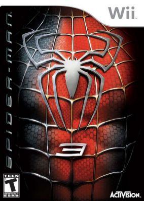 Immagine della copertina del gioco Spider-Man 3 per Nintendo Wii