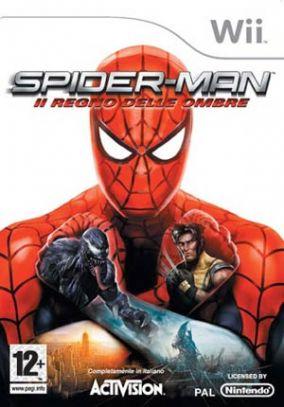 Immagine della copertina del gioco Spider-Man: Il Regno delle Ombre per Nintendo Wii