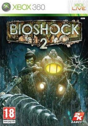 Immagine della copertina del gioco Bioshock 2 per Xbox 360
