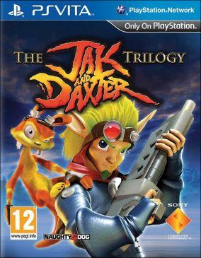 Copertina del gioco Jak and Daxter Collection per PSVITA