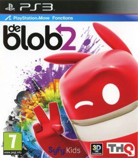 Immagine della copertina del gioco De Blob: The Underground per PlayStation 3