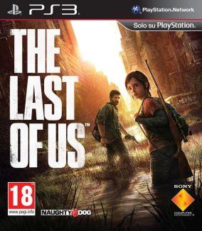 Immagine della copertina del gioco The Last of Us per PlayStation 3
