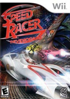 Immagine della copertina del gioco Speed Racer per Nintendo Wii