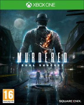 Immagine della copertina del gioco Murdered: Soul Suspect per Xbox One