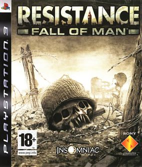 Copertina del gioco Resistance: Fall of Man per PlayStation 3