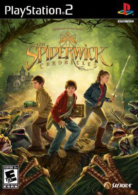 Immagine della copertina del gioco Spiderwick: Le Cronache per PlayStation 2