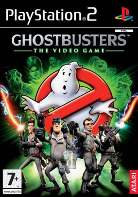 Immagine della copertina del gioco Ghostbusters: The Video Game per PlayStation 2