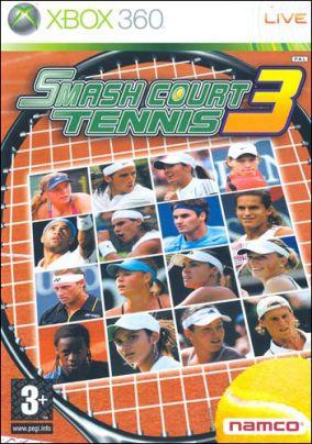 Copertina del gioco Smash Court Tennis 3 per Xbox 360