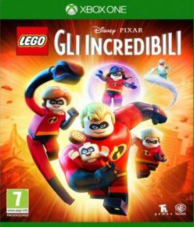 Immagine della copertina del gioco LEGO Gli Incredibili per Xbox One