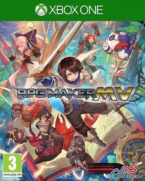 Immagine della copertina del gioco RPG Maker MV per Xbox One